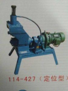 Máy tạo rãnh ống Jinshi J-427